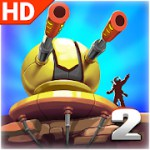 Tower Defense: Alien War TD 2 2.0.4 Apk + Mod (Unlimited Money) for android