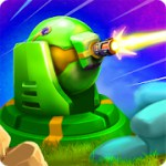 Tower Defense: Alien War TD 1.0.9 Apk + Mod (Unlimited Money) for android