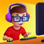 Idle Streamer Tuber game Get followers tycoon